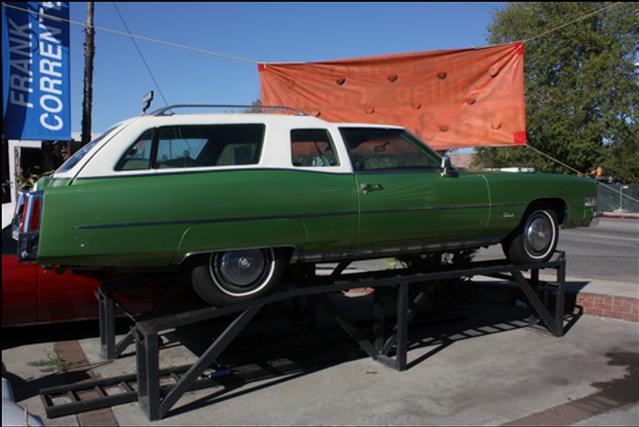 just a car geek 1974 cadillac eldorado station wagon. Black Bedroom Furniture Sets. Home Design Ideas