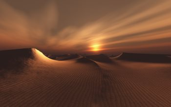 Wallpaper: Desert Dark