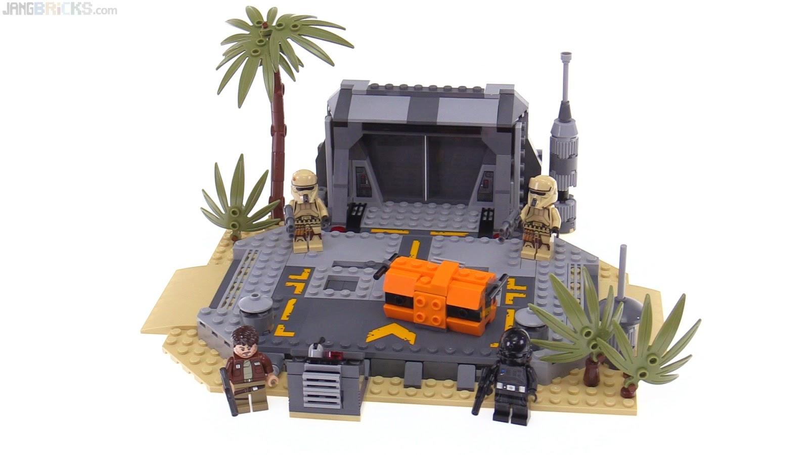 lego star wars rogue one battle on scarif review 75171. Black Bedroom Furniture Sets. Home Design Ideas