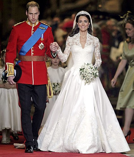 Red Letter Weddings And Events: A Nice Day For A (Royal