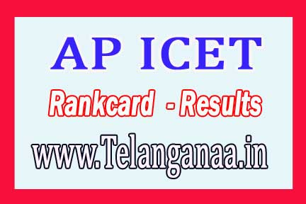 Andhra Pradesh ICET Results RankCard APICET Rankcard Results Download