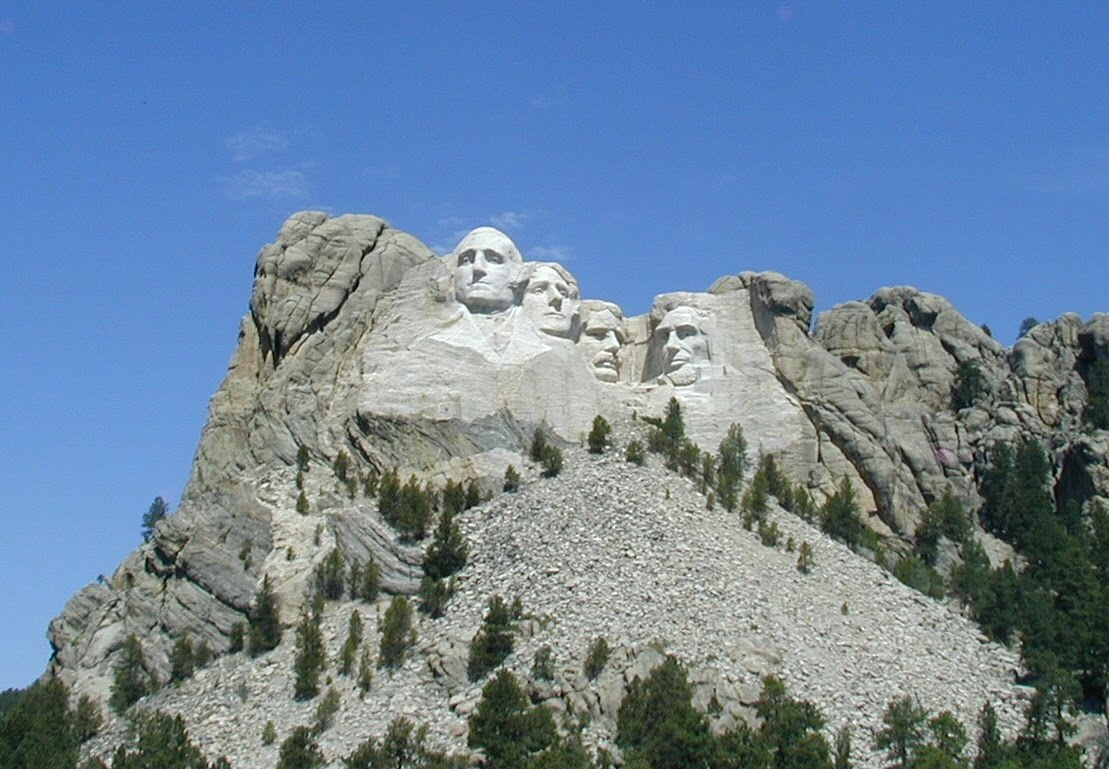 Mount Rushmore In Pictures