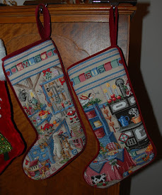 Completed- BHG Stockings Holiday Workshop and Holiday Kitchen
