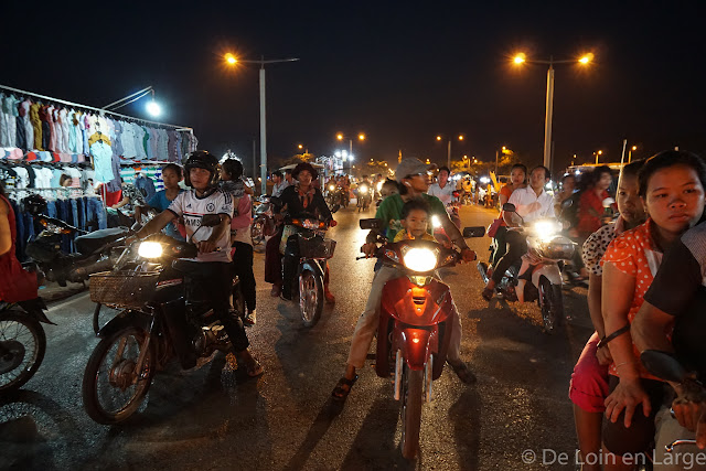 Route  60 - Siem Reap - Cambodge