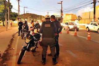 Operação Sergipe Mais Seguro intensifica policiamento na Grande Aracaju