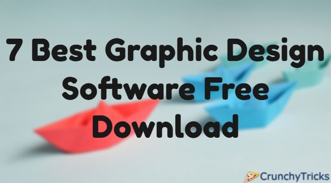 Graphic Design Software Free Download