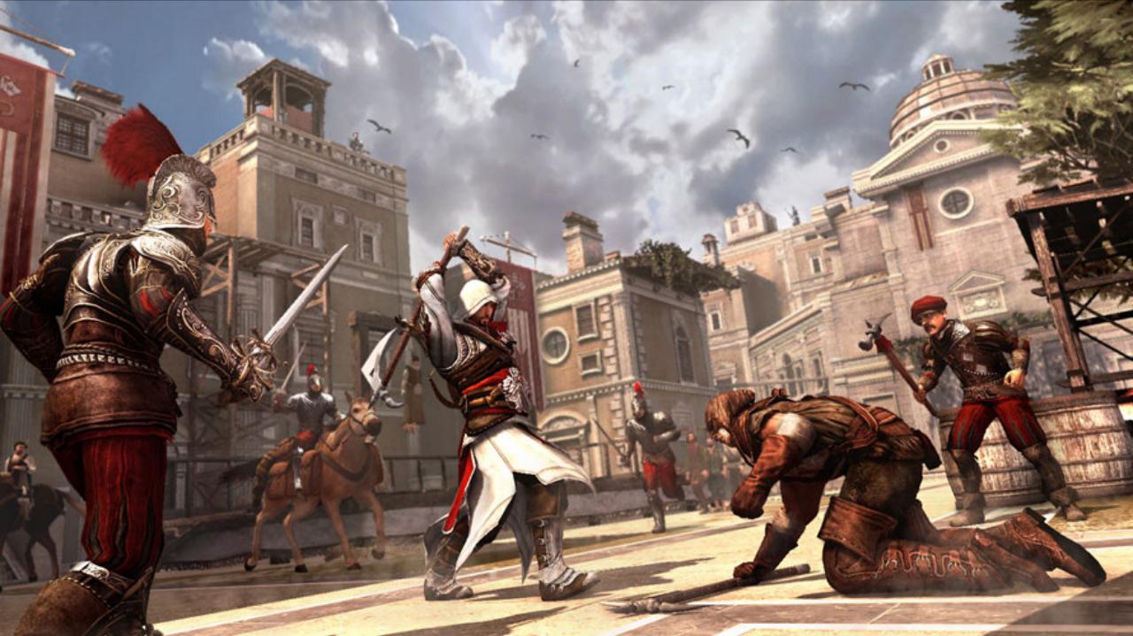 Assassins Creed Brotherhood Wallpaper: Wallpaper, Avatars + More