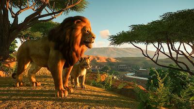 Planet Zoo Game Screenshot 1