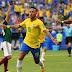 COPA DO MUNDO  Brasil nas quartas! Neymar e Firmino marcam, e seleção elimina o México