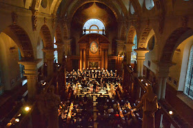 JAM's 2018 Music of our Time at St Bride's Church