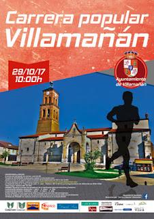 Clasificaciones Carrera Villamañan