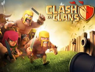تحميل لعبة كلاش اوف كلانس للكمبيوتر Clash of Clans برابط مباشر