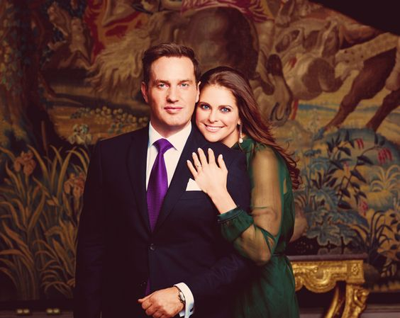 The Swedish Royal Court has announced the wedding date of Princess Madeleine and Christopher O'Neill
