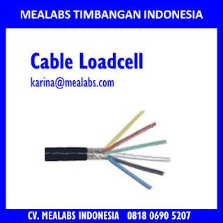 Jual Jual Kabel Loadcell dan Timbangan