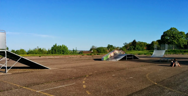 skatepark Langres