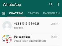 Cara Mengganti Bahasa Whatsapp