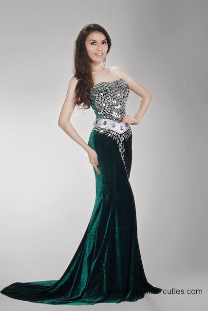 Miss Earth Myanmar 2014