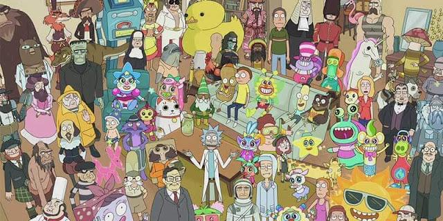 'Rick and Morty', un soplo de aire fresco al universo de la animación