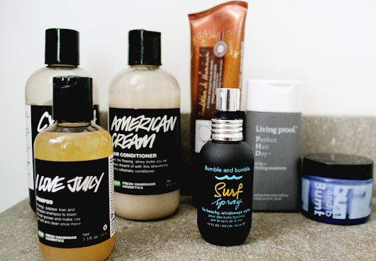 My Haircare Routine