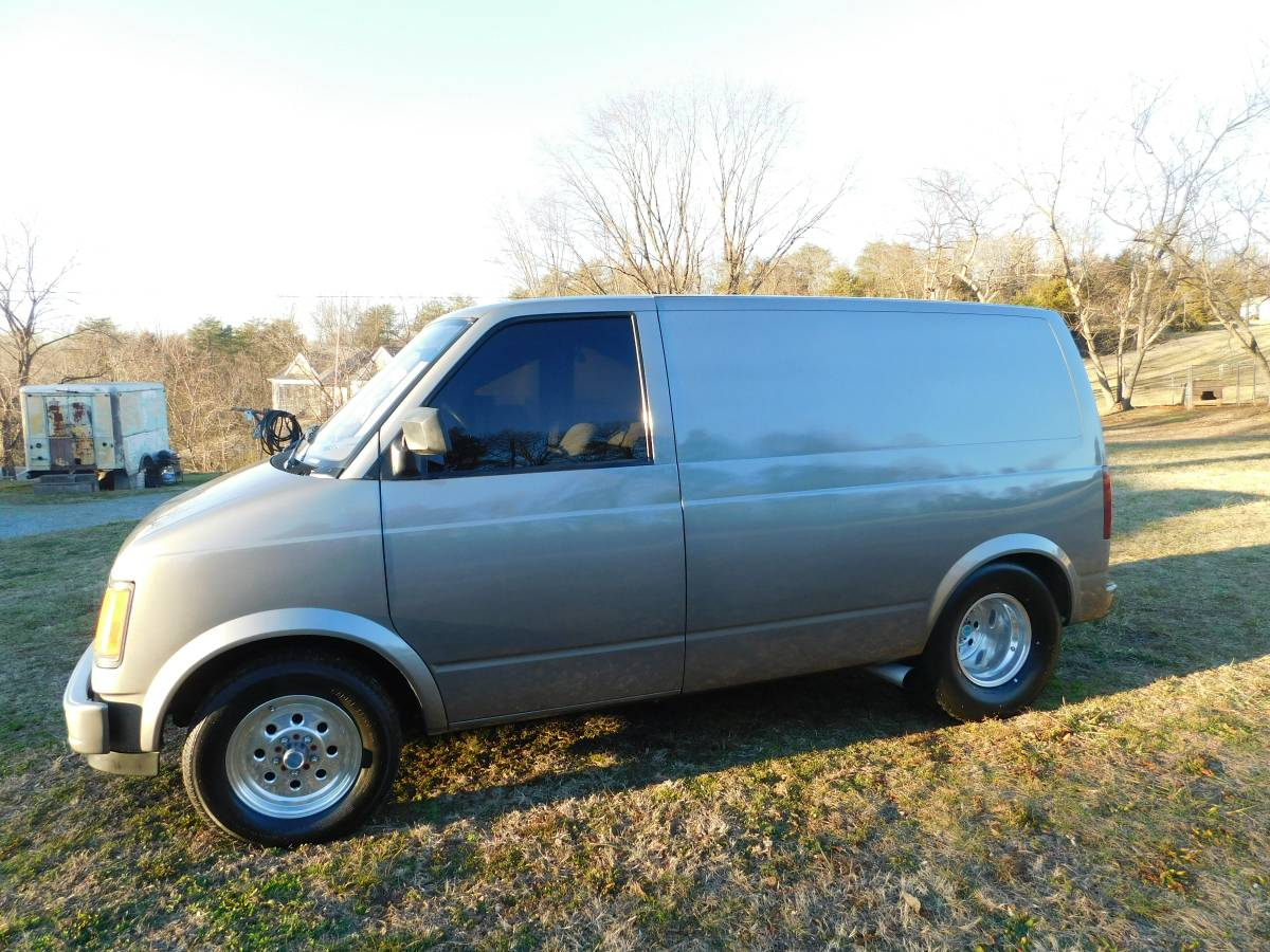 All Chevy 95 chevy astro van : Daily Turismo: Hey, Hold My Beer: 1985 Chevrolet Astro Van