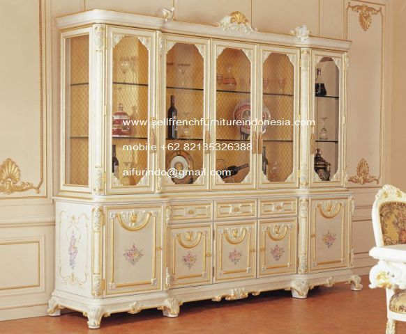 Sell French Furniture Armoire Wardrobe Furniture Classic Antique Armoire  Wardrobe Exporter Indonesia Furniture ARMOIRE 1401