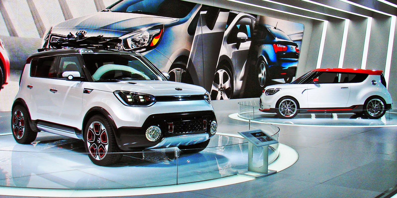 Kia Soul The Trail Ster And Track Concepts