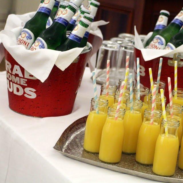 Bebidas para fiesta