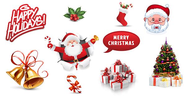 Christmas Emoticons