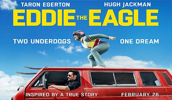 Eddie the Eagle 2016 English Movie Download Free HD DVDrip