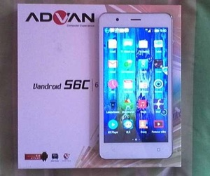 Cara Hard Reset Advan S6C Atasi Bootloop