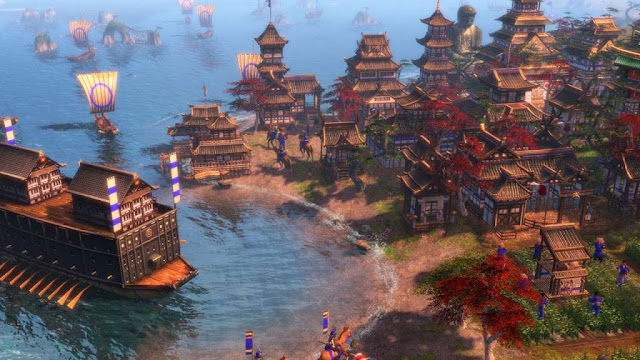 Age of Empires III Complete Collection PC Free Download Full Version Gameplay