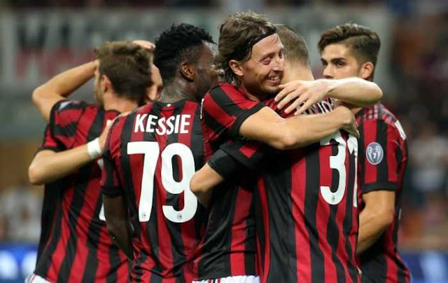 AC Milan Menang 6-0 Atas Shkendija