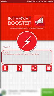Internet Booster & Optimizer Aplikasi Android Ini Dapat Mempercepat Koneksi
