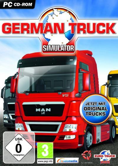 German Truck Simulator PC Full Español Descargar ISO
