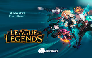 FINAL Liga Movistar Latinoamérica League Of legends en Bogotá