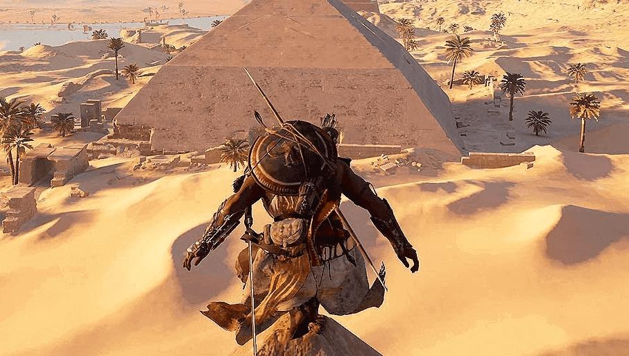 تحميل لعبة assassin's creed origins شامله كل التحديثات