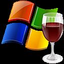 cara install wine