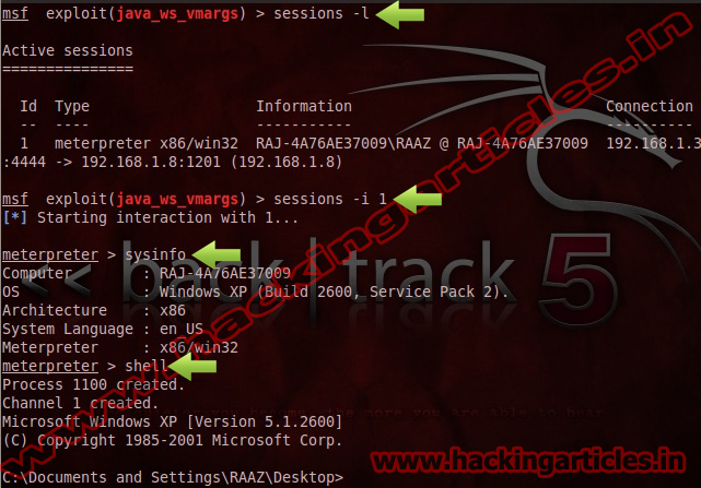 Hack Remote PC using Sun Java Command Line Injection