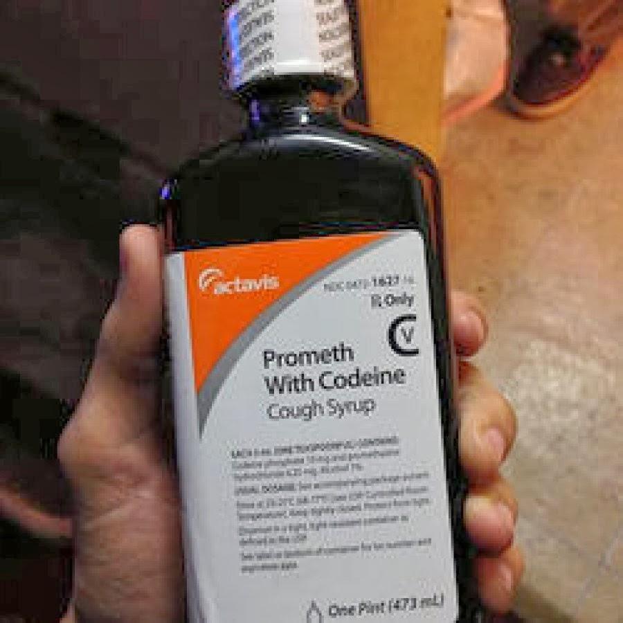 Actavis Promethazine With Codeine Purple Cough Syrup For