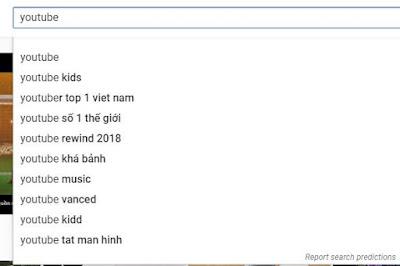 youtube-autocomplete