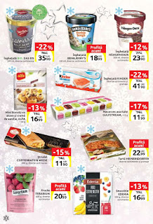 CATALOG Carrefour Craciun decembrie 2018 dulciuri rafinate