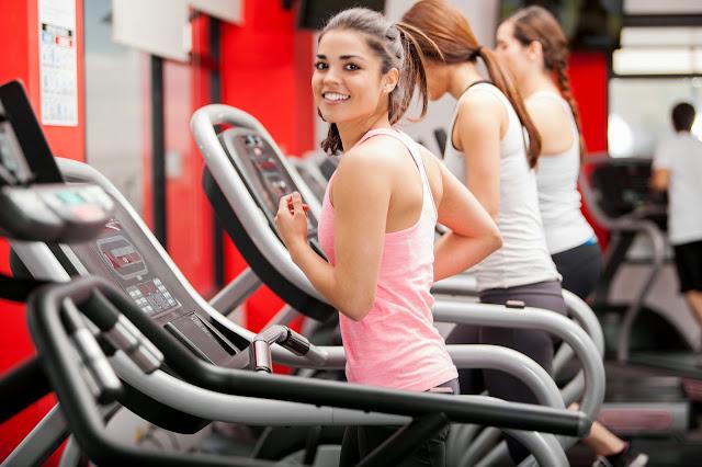 gym tại Eurowindow River park