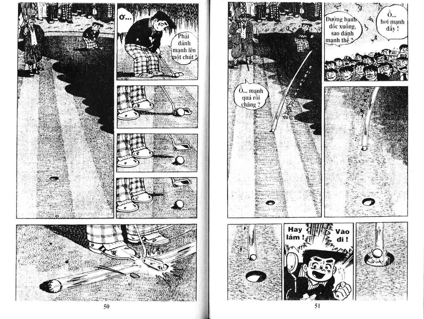 Ashita Tenki ni Naare chapter 51 trang 24