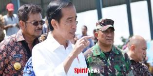 Pangdam Wirabuana Dampingi Presiden Jokowi di Makassar