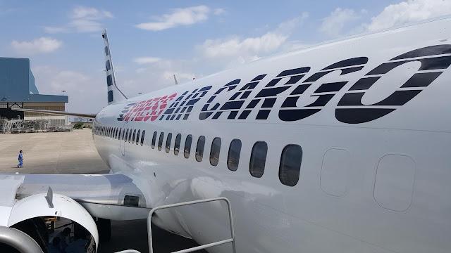 Express Air Cargo obtient le certificat de transporteur aérien
