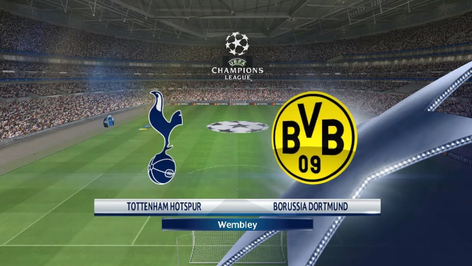 مشاهدة مباراة توتنهام وبوروسيا دورتموند بث مباشر