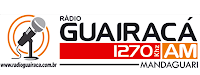 Rádio Guairacá AM de Mandaguari PR ao vivo