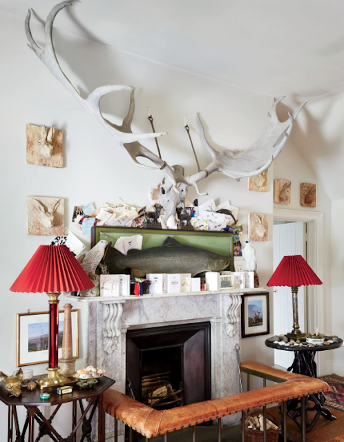 At Home With: Caroline Sieber, London :: Cool Chic Style Fashion