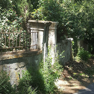 Provence France Printemps Gratitude Pensée positive Count Your Blessings Positive Thinking Doorway Threshold Liminal Space