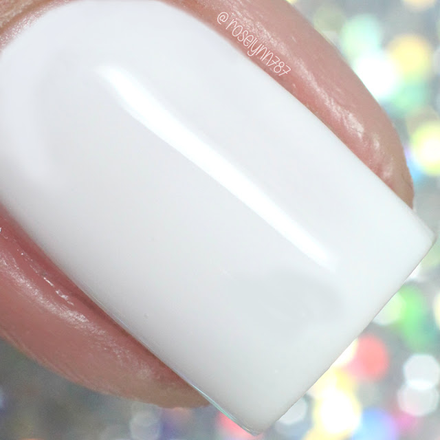 Turtle Tootsie Polishes - White Ranger